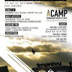 ACAMP SNOWBOARD Automne 2020